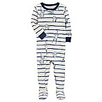 carter's® Size 12M Monkey Snug-Fit Footed Pajama