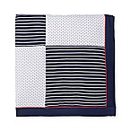 Little Me® Boats Blanket in Navy