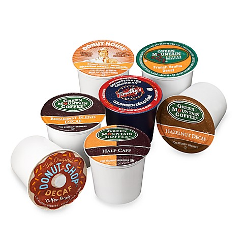 K cup decaf tea