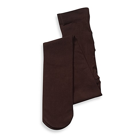BE Basic™ 0 - 6M Cotton Rich Tights in Brown