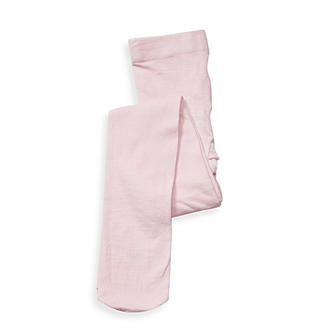 BE Basic™ 0 - 6M Cotton Rich Tights in Light Pink