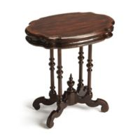 Butler Specialty Company Castle Heirloom End Table in Cherry