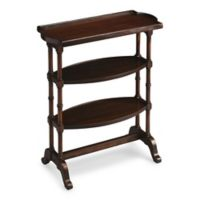 Butler Specialty Company Anton Side Table in Plantation Cherry