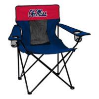 University of Mississippi Elite Folding Chair