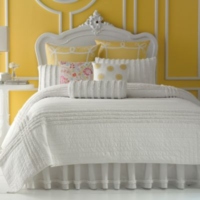 Buy Quilted Bed Skirts King from Bed Bath & Beyond : quilted bedskirts - Adamdwight.com