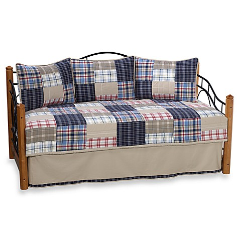 Nautica® Chatham 100% Cotton Twin Daybed Bedding Set - Bed Bath ... : chatham quilt by nautica - Adamdwight.com