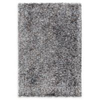 Chandra Rugs Supros 5' x 7'6 Area Rug in Blue