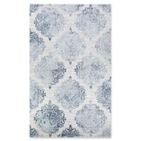 Couristan® Montebello 9'2 x 12'5 Area Rug in Steel Blue/Ivory