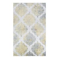 Couristan® Montebello 9'2 x 12'5 Area Rug in Gold/Silver/Ivory