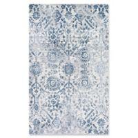 Couristan® Marlowe 9'2 x 12'5 Area Rug in Steel Blue/Ivory