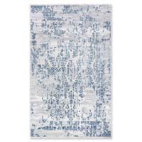 Couristan® Samovar 5'3 x 7'6 Area Rug in Blue