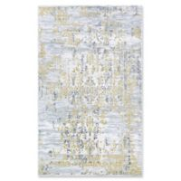 Couristan® Samovar 5'3 x 7'6 Area Rug in Gold