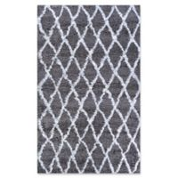 Couristan® Temara Power-Loomed 9'2 x 12'3 Area Rug in Mink/White