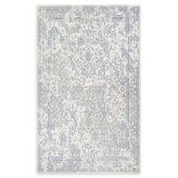 Couristan® Marina Lillian 9'2 x 12'9 Area Rug in Oyster/Slate Blue