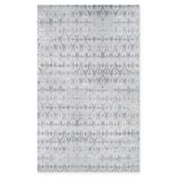 Couristan Marina Grisaille 2' x 3'11 Accent Rug in Pearl/Champagne