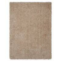 Calvin Klein® Puli Plush Shag Tufted 4' x 6' Area Rug in Seed