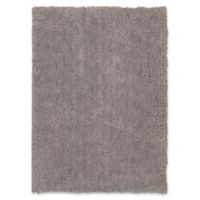 Calvin Klein® Puli Plush Shag Tufted 4' x 6' Area Rug in Ashen