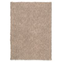 Calvin Klein® Puli Plush Shag Tufted 5' x 7' Area Rug in Seed
