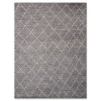 Calvin Klein Home Heath 4' x 6' Area Rug in Blue