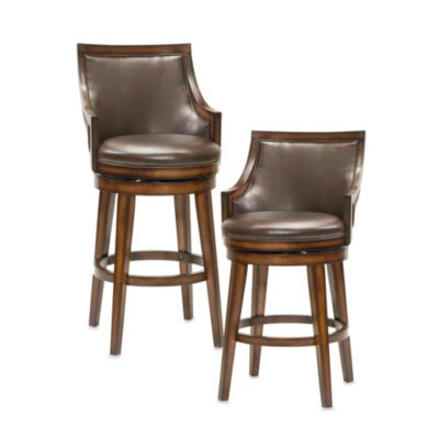 Buy Oak Kitchen Bar Stools From Bed Bath Amp Beyond