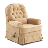 Klaussner Home Furnishings™ Upholstered Chair in Coffee