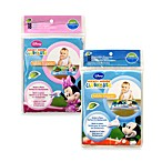 Neat Solutions® Disposable Table Toppers (18 Count) - Mickey Mouse or Minnie Mouse