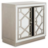 Safavieh Juniper 2-Door Chest in Champagne