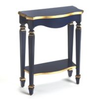 Butler Specialty Company Chesire Console Table in Blue