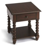 Butler Specialty Company Alec End Table in Plantation Cherry