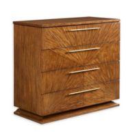 Stanley Furniture Madagascar Media Chest in Brown