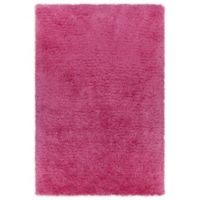Chandra Rugs Osim 7'9 x 10'6 Hand-Woven Area Rug in Hot Pink