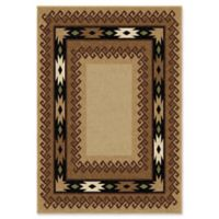 Orian Rugs Oxford Durango Bisque Woven Area Rug