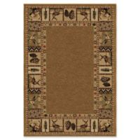 Orian Rugs High Country 9' x 13' Area Rug in Alabaster