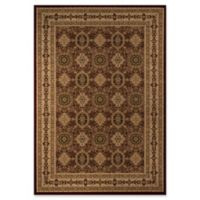 Momeni Royal Vintage-Inspired 9'10 x 13'6 Area Rug in Red