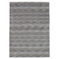 "ECARPETGALLERY Luribaft Gabbeh Riz 5'3"" x 7'7"" Hand-Knotted Area Rug in Grey"