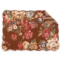 C&F Home Sophia Placemats in Brown (Set of 6)