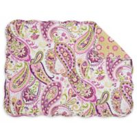 C&F Home Ariana Placemats in Purple (Set of 6)