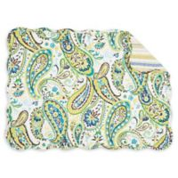 C&F Home Emily Placemats in Green (Set of 6)