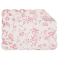 C&F Home Lydia Placemats in Pink (Set of 6)