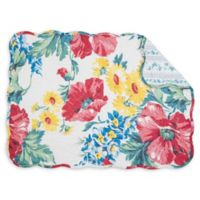 C&F Home Camila Placemats in Red (Set of 6)
