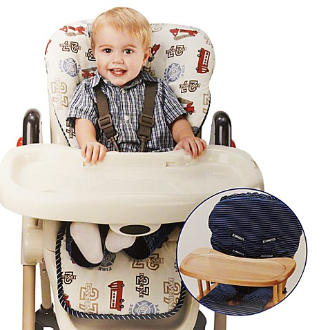 NoJo® High Chair Cover in Engine 27