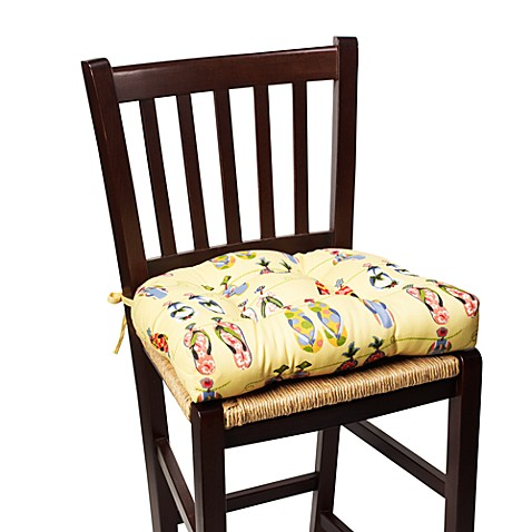 Flip Flop Waterfall Chair Pad Bed Bath & Beyond