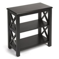 Butler Specialty Company Vance Bookcase in Black Licorice