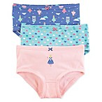 carter's® Size 4T-5T 3-Pack Fairy Underwear in Pink