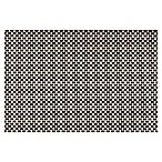 Kraftware™ EveryTable Weave Placemat in Black/Yellow