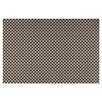 Kraftware™ EveryTable Weave Placemat in Black/Yellow (Set of 12)