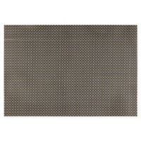 Kraftware™ EveryTable Weave Placemat in Black/White/Gold (Set of 12)