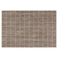 Kraftware™ EveryTable Check Placemat in Taupe (Set of 12)