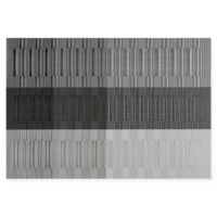Kraftware™ EveryTable Bamboo Placemat in Silver/Black (Set of 12)