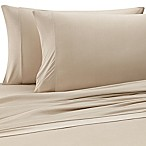 Purple® Solid Viscose Made From Bamboo King/California King Sheet Set in Sand